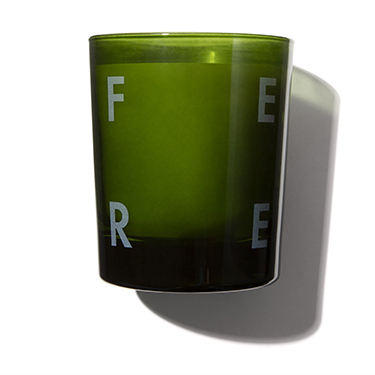Fresh Freesia, Patchouli & Moss Luxury Scented Candle