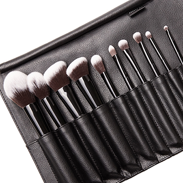 Pro Deluxe Makeup Brush Collection (VEGAN)