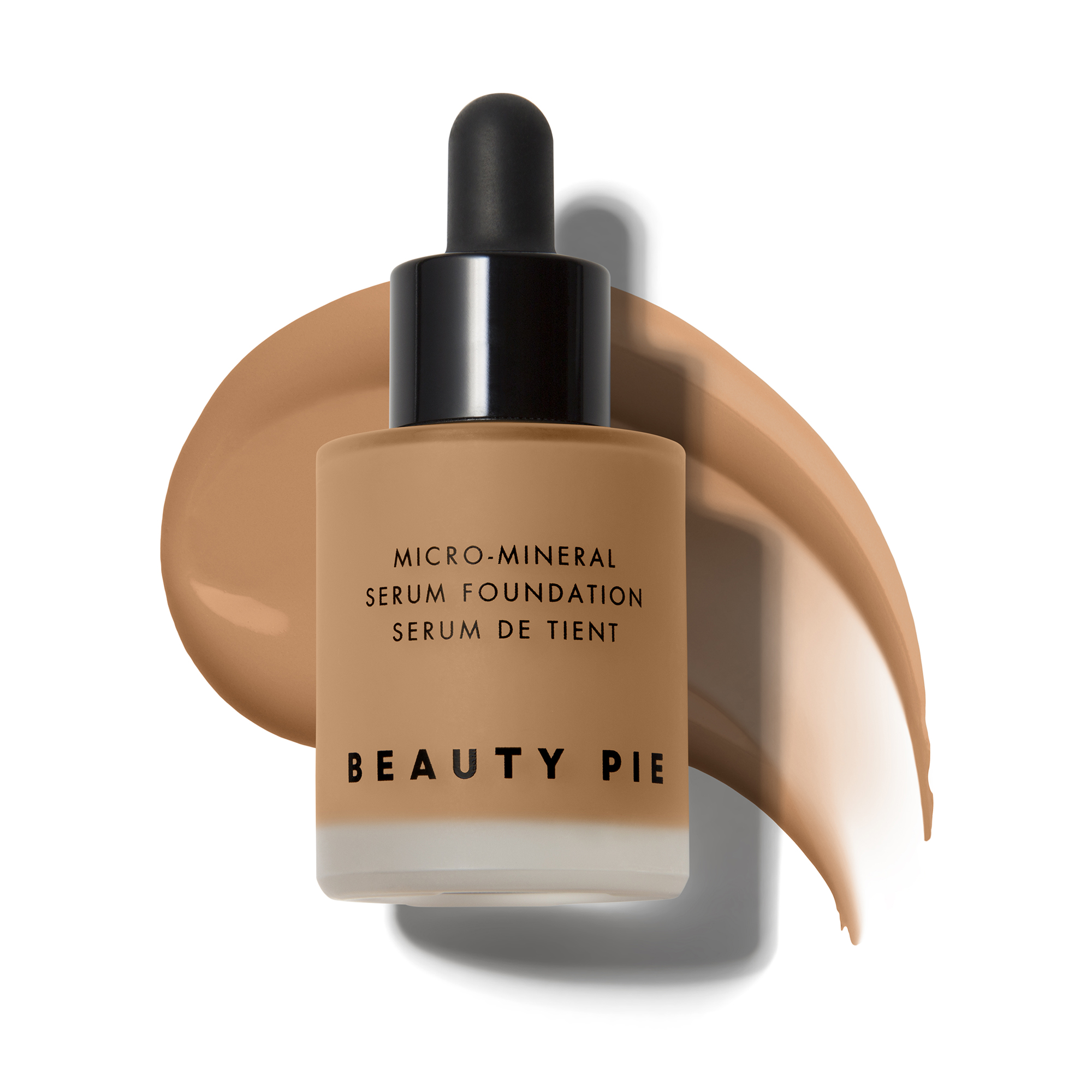 Oil Free Micro Mineral Foundation in Honey by Beauty Pie