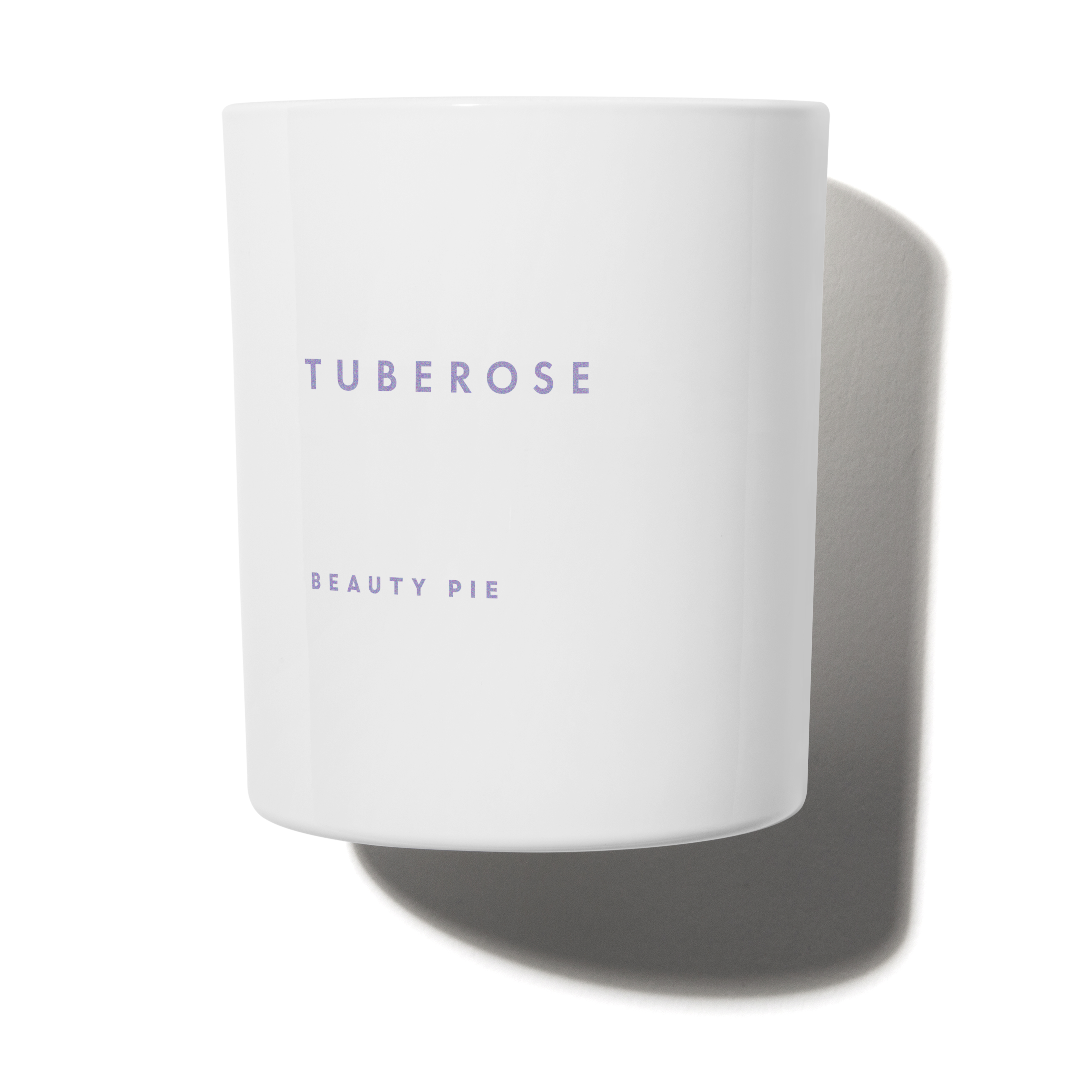 Tuberose Luxury Scented Candle by Beauty Pie