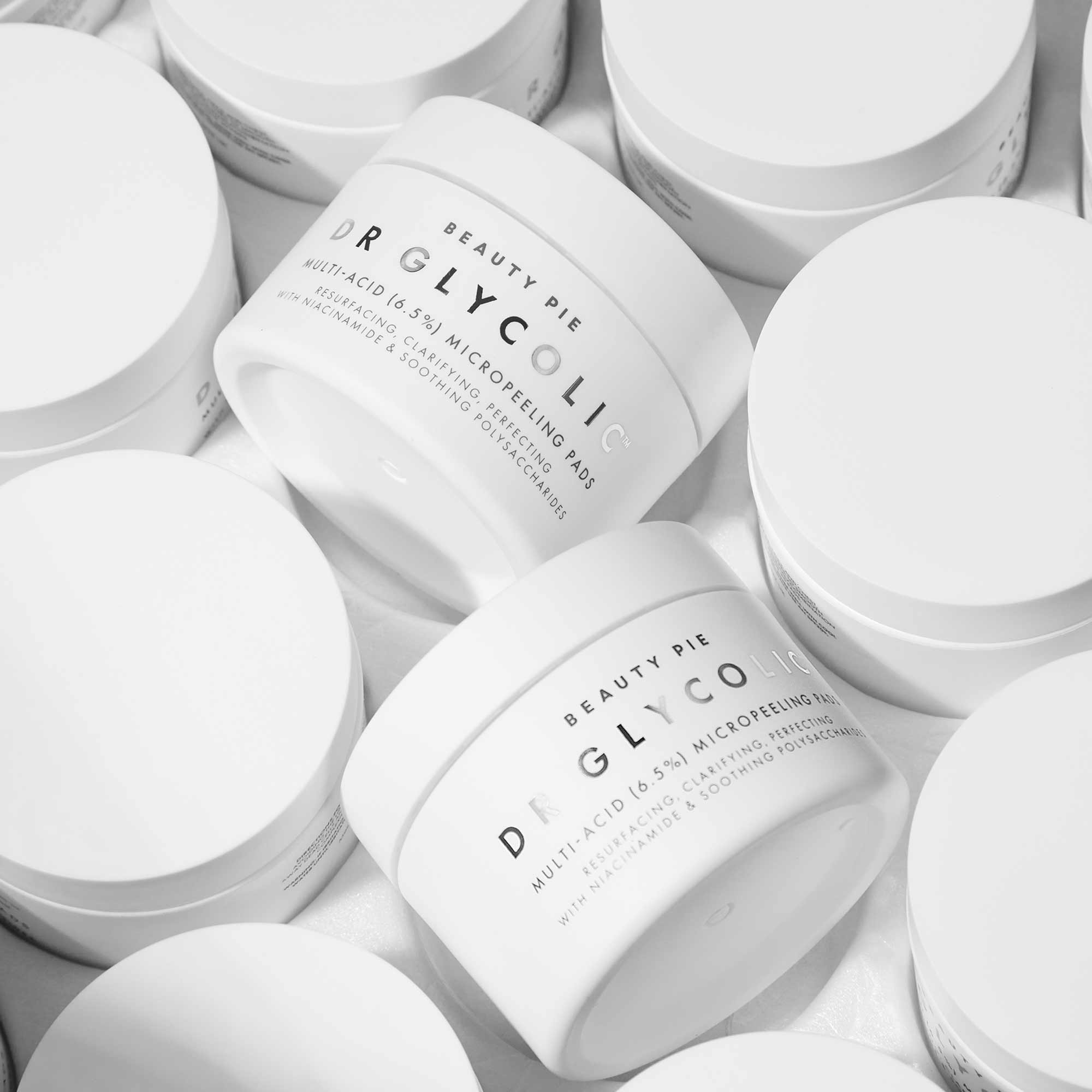 Dr Glycolic Multi-Acid Micropeeling Pads by Beauty Pie