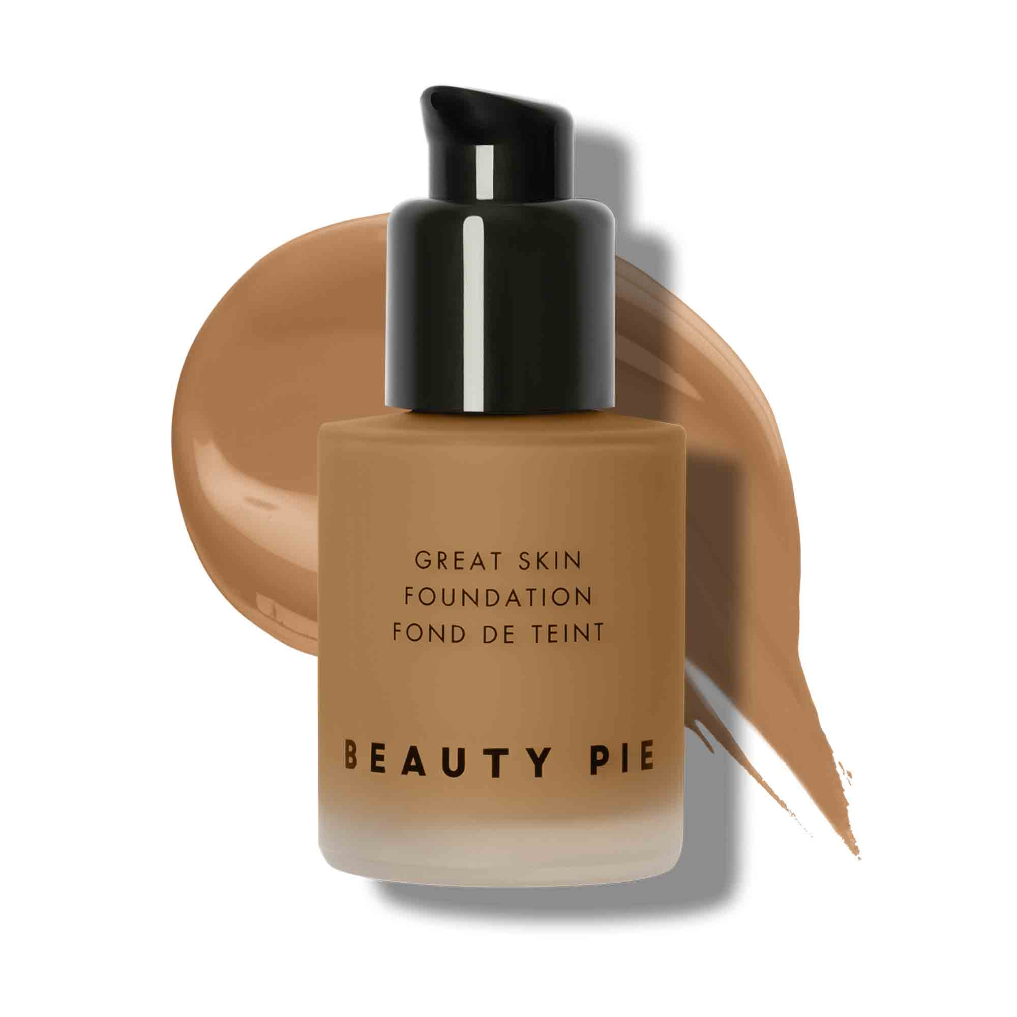 Everyday Great Skin Foundation in Caramel by Beauty Pie