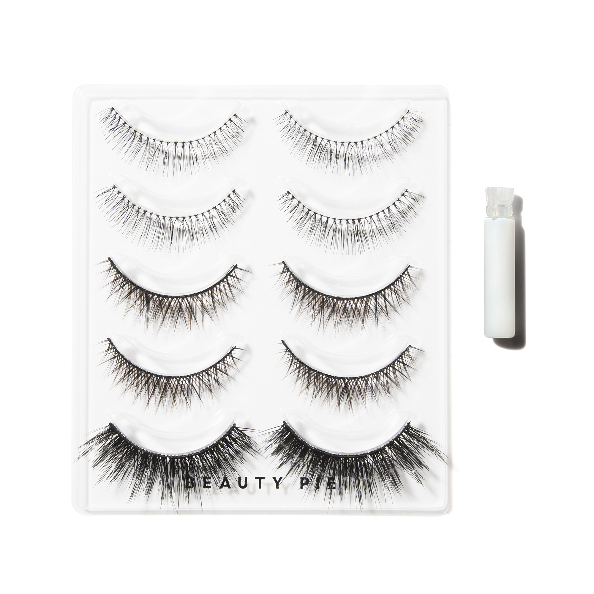 False Lash Pro Collection 001 The Mixer by Beauty Pie