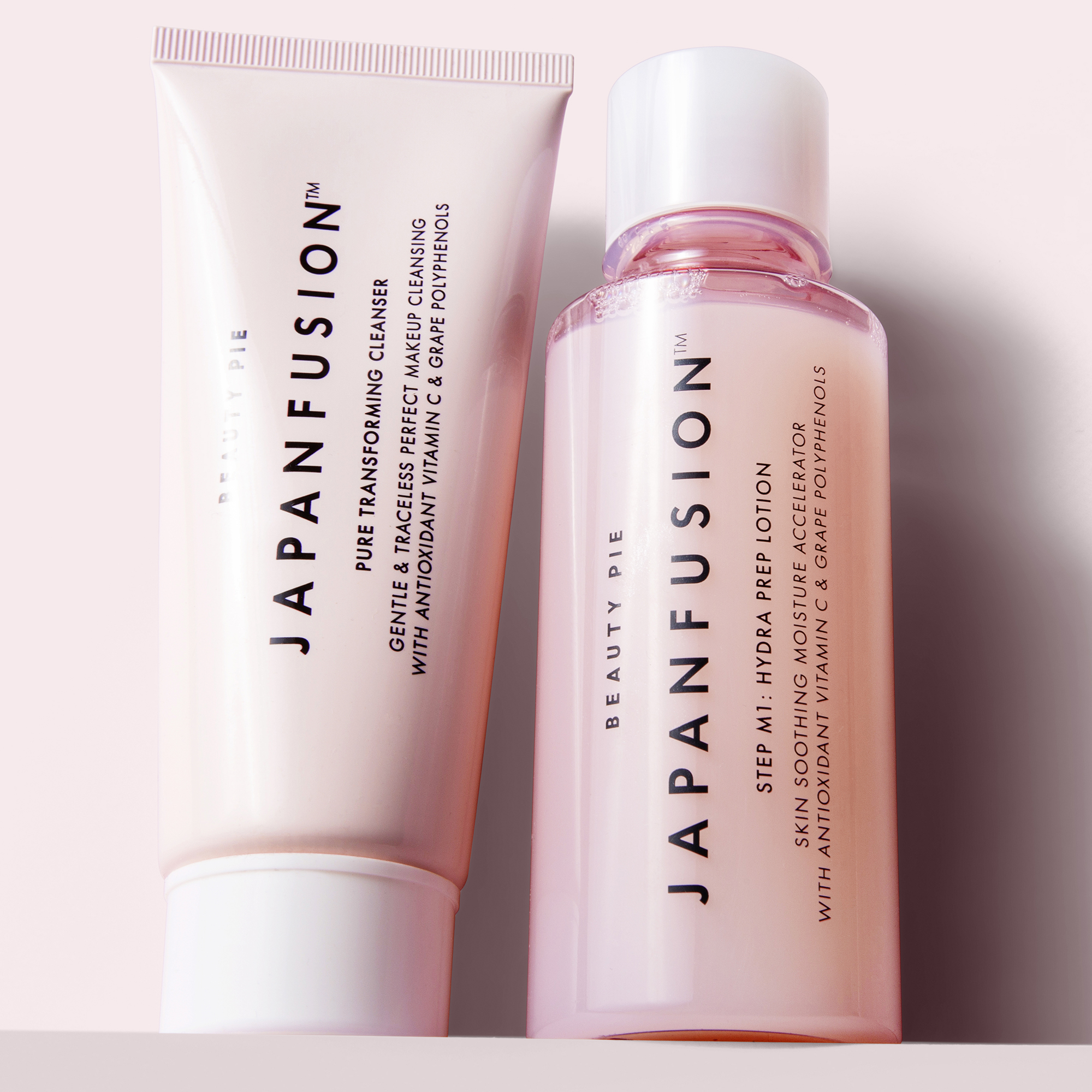 Beauty Pie Japanfusion Cleanse and Prep Duo