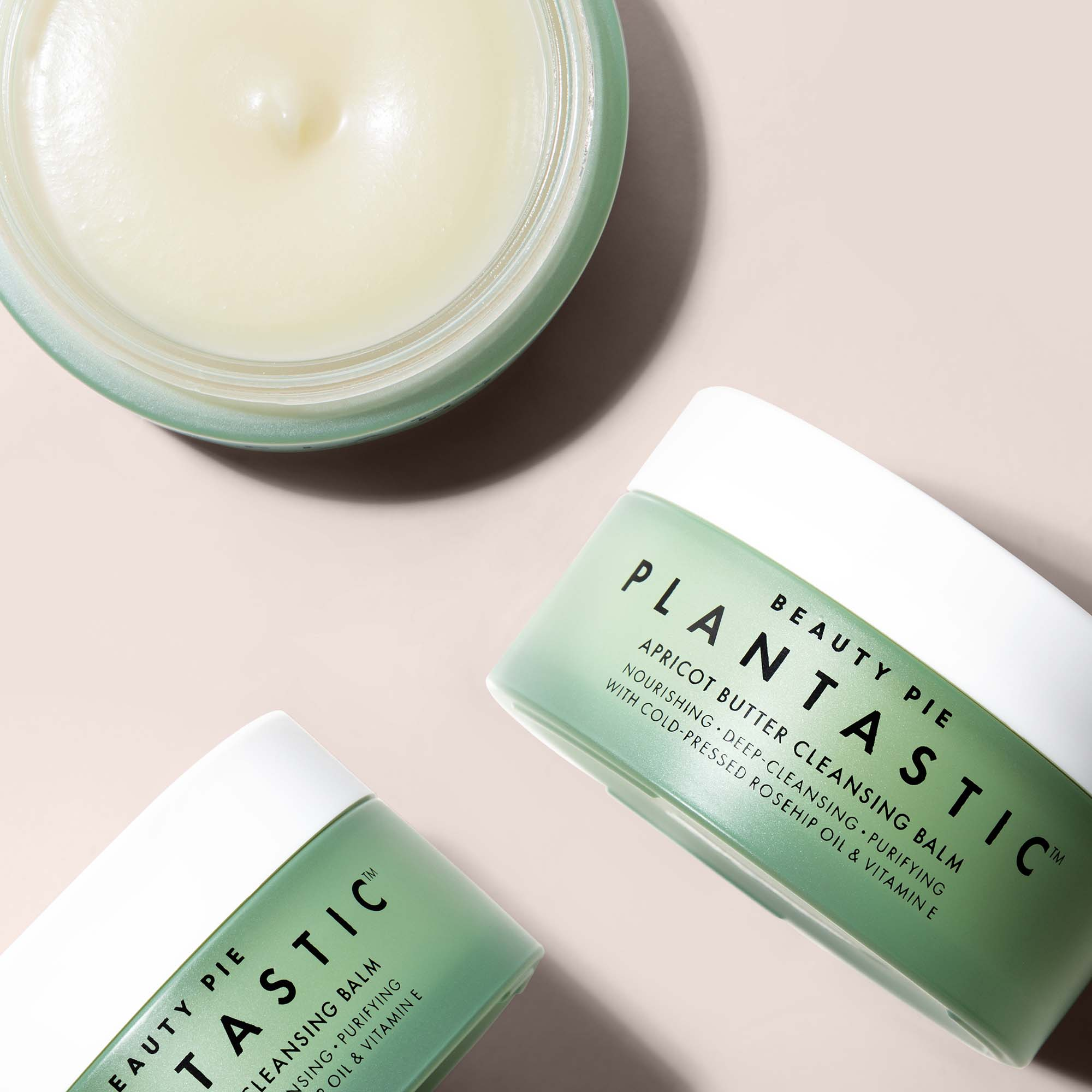 Plantastic™ Apricot Butter Cleansing Balm by Beauty Pie