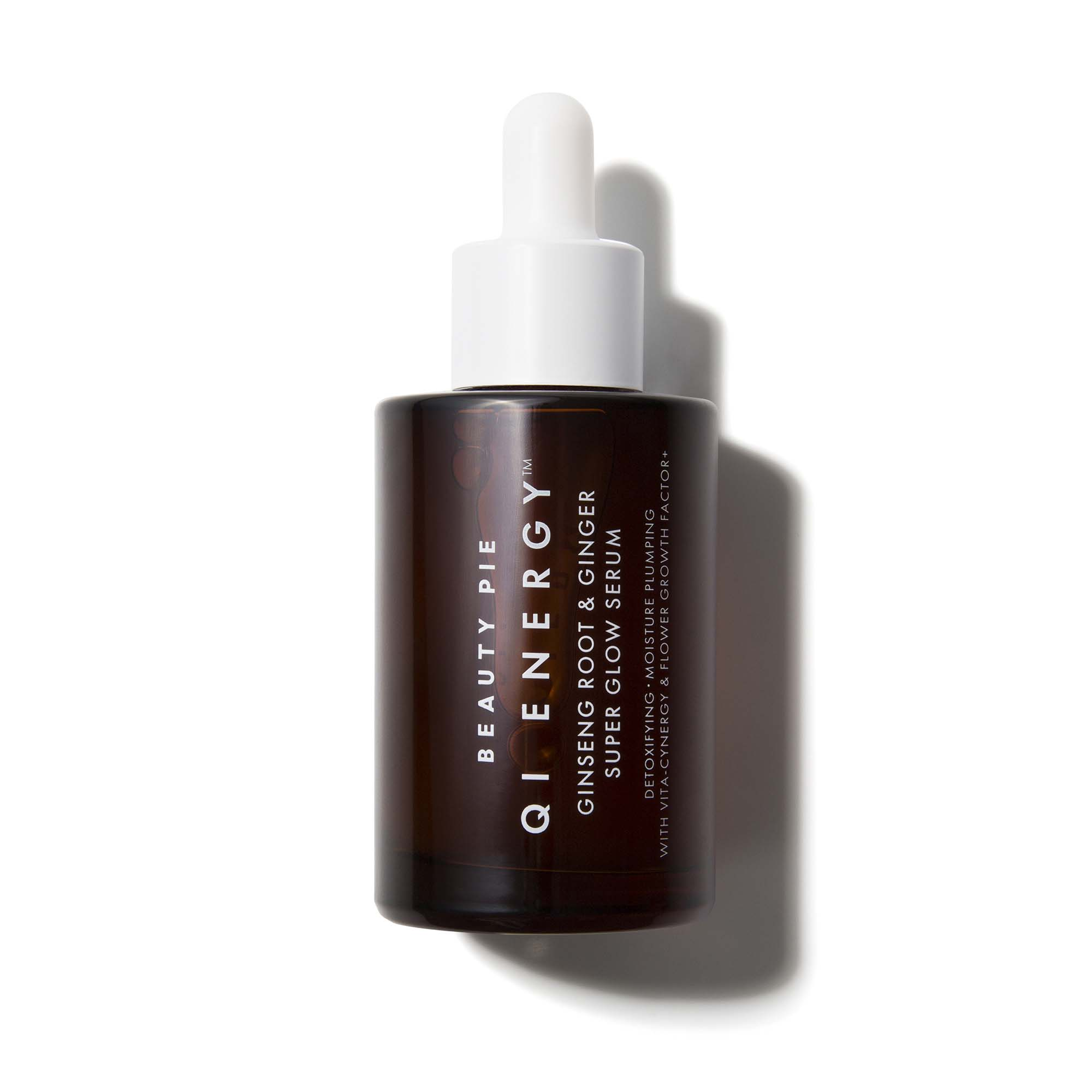 Qi Energy Ginseng Root & Ginger Super Glow Serum by Beauty Pie