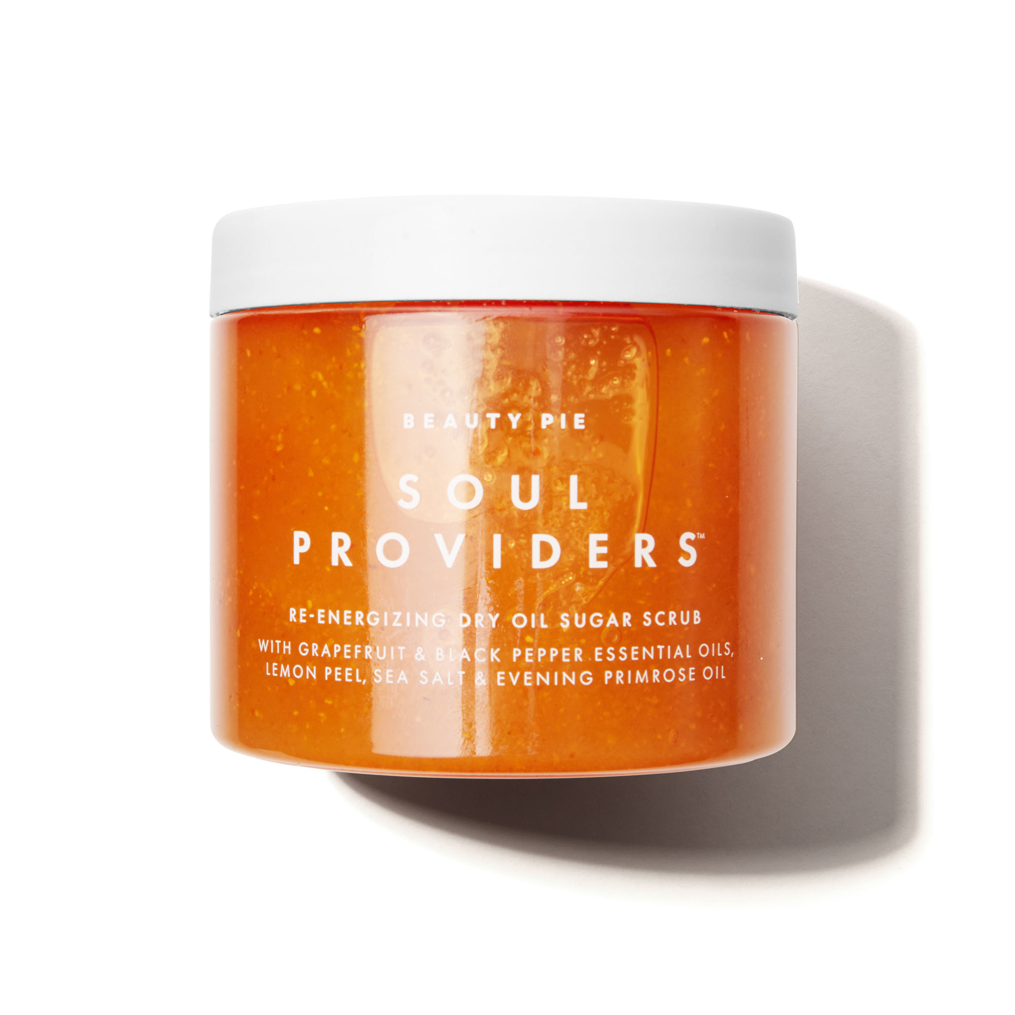 Soul Providers Dry Oil Scrub by Beauty Pie