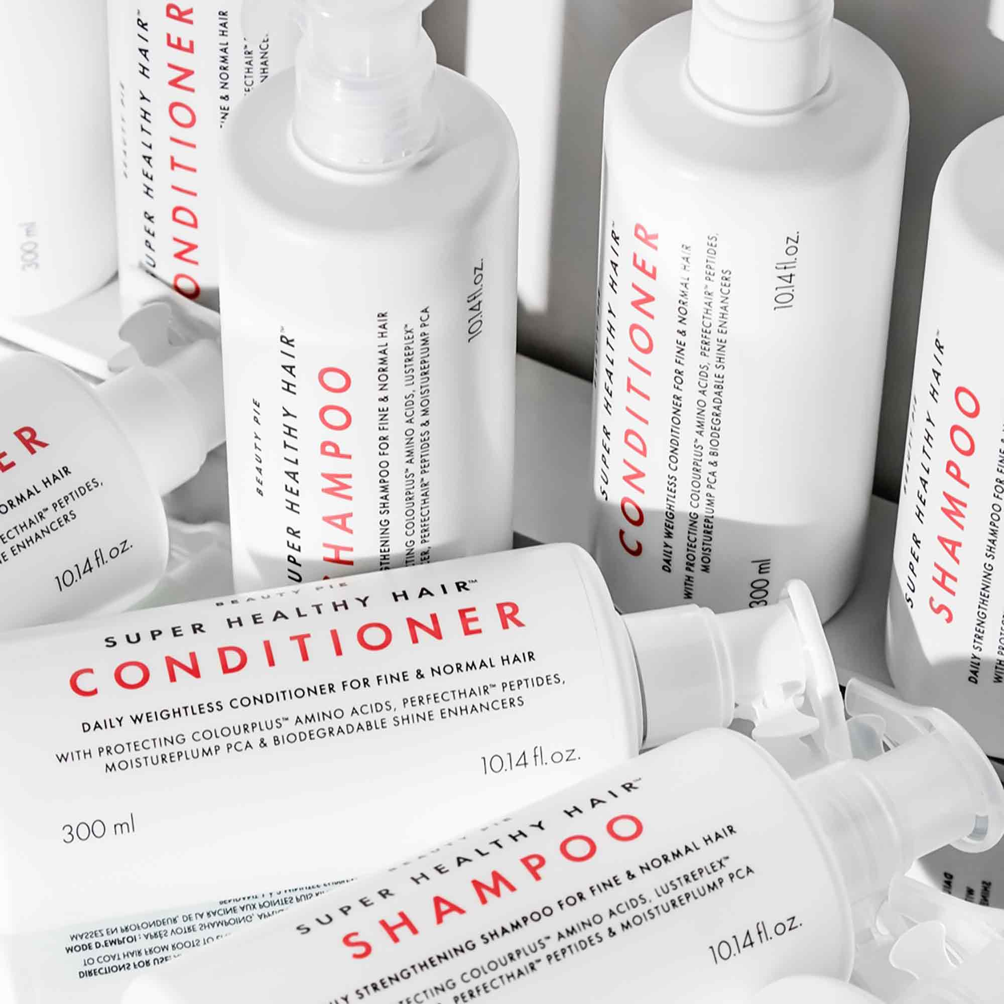Super Healthy Hair™ Daily Weightless Conditioner by Beauty Pie