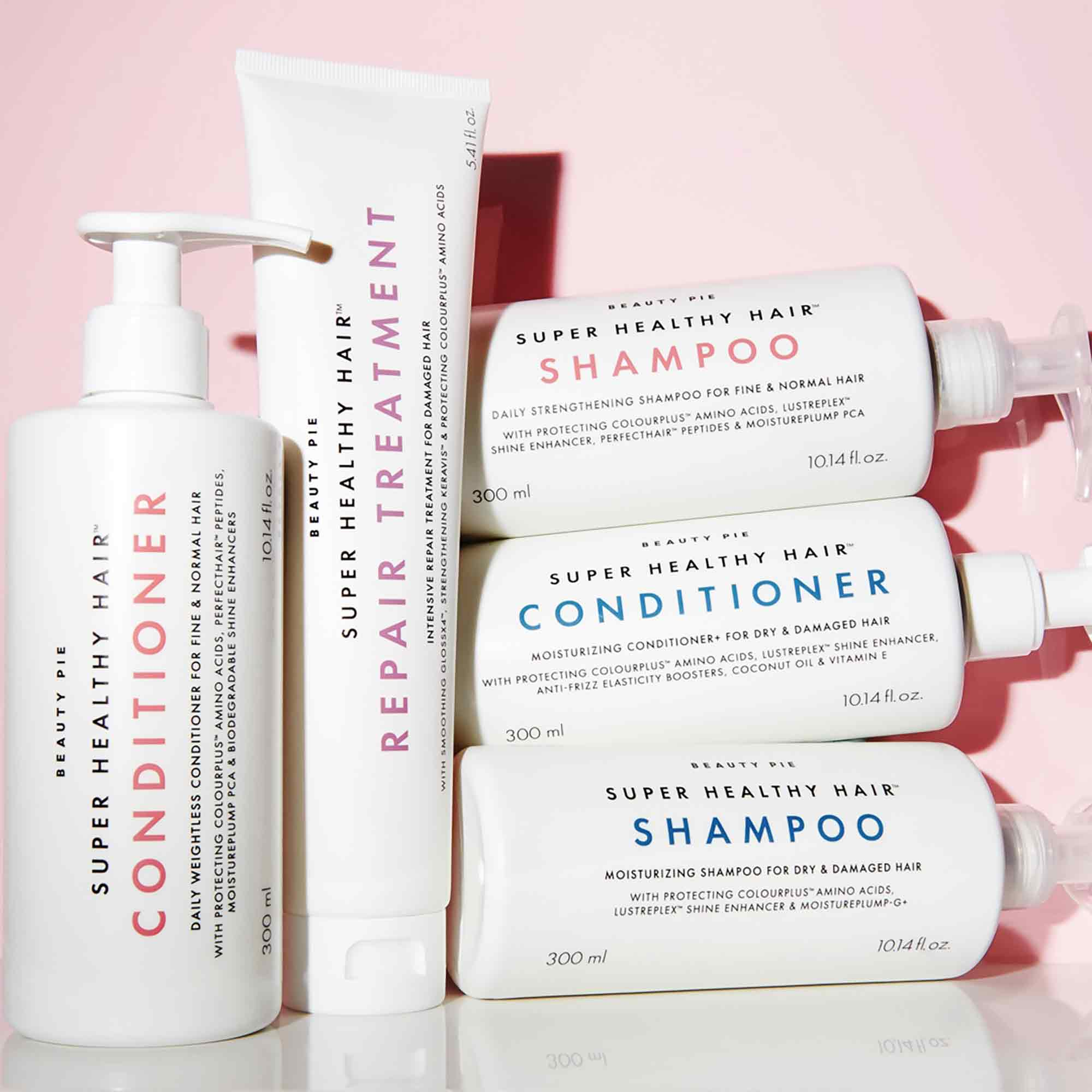 Super Healthy Hair™ Strengthening Shampoo by Beauty Pie
