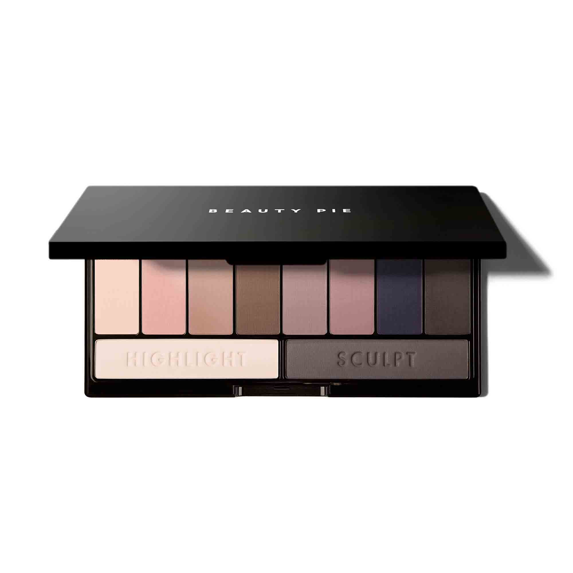 The Ten Best Beautiful Matte Eyeshadow Shades by Beauty Pie