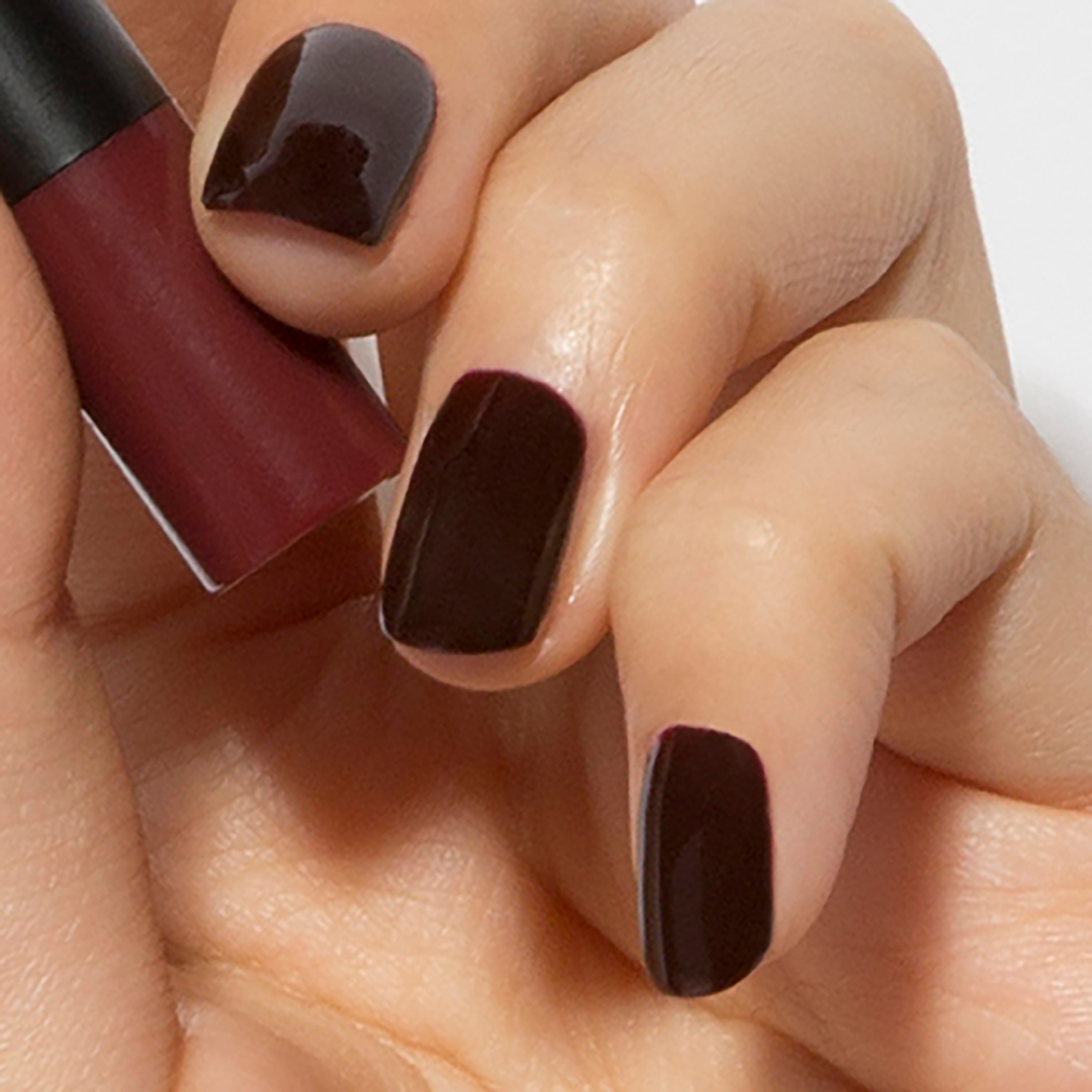 Wondercolour™ Nail Polish in Black Cherry Bomb by Beauty Pie