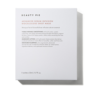 Advanced Serum-Infusion Biocellulose Anti-Aging Sheet Mask