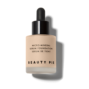 Oil Free Micro-Mineral Serum Foundation in Ivory