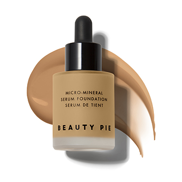 Oil Free Micro-Mineral Serum Foundation
