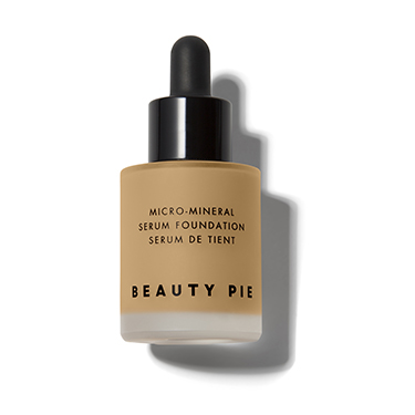 Oil Free Micro-Mineral Serum Foundation in Sand
