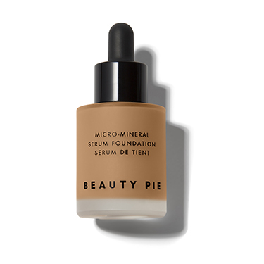 Oil Free Micro-Mineral Serum Foundation in Honey