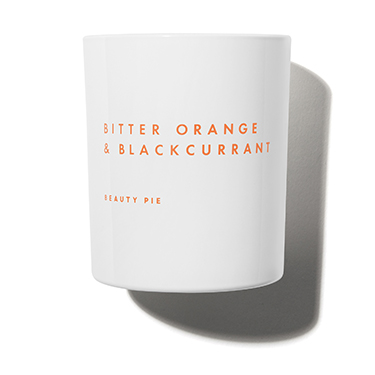 Bitter Orange & Blackcurrant Luxury Scented Candle
