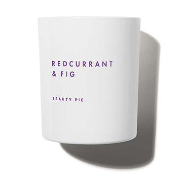 Redcurrant & Fig Luxury Scented Candle