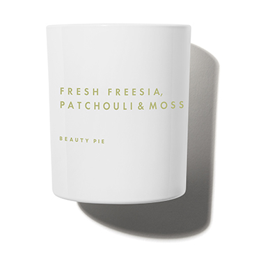 Fresh Freesia Patchouli & Moss Luxury Scented Candle
