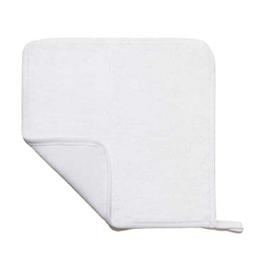 Double-Sided Organic Cleansing Exfoliating Cloths