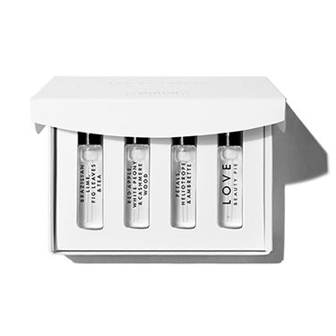 Eau De Parfum Sampler Set  4 X 2ML