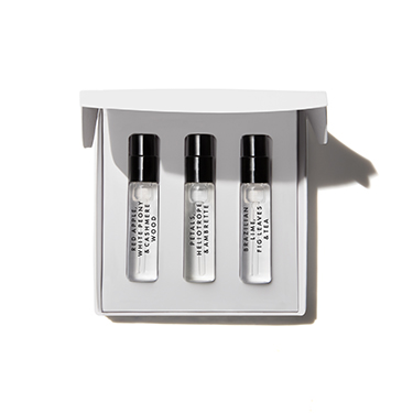 Eau De Parfum Sampler Set  3 X 2ML