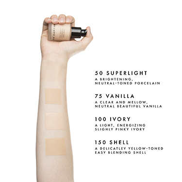 Everyday Great Skin Foundation in Superlight