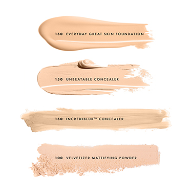 Everyday Great Skin Foundation 150 Shell Thumbnail Image 6