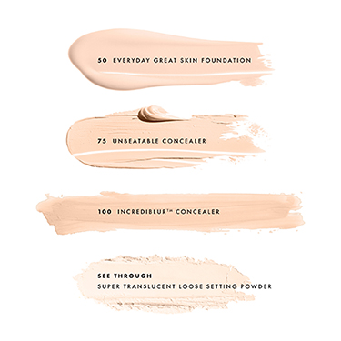 Everyday Great Skin Foundation in Superlight by Beauty Pie