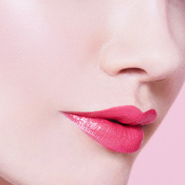 Futurelipstick Satin in Bombshell Pink