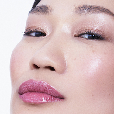Futurelipstick Luxe Shine in Naked Pink