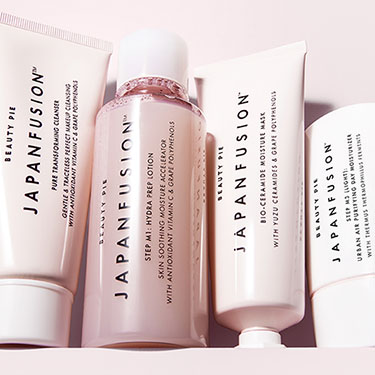 Japanfusion™ Skincare 4-Step Kit