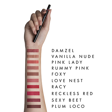 Moisture Lock Wondergel Lip Liner Reckless Red