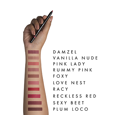 Moisture Lock Wondergel Lip Liner in Racy