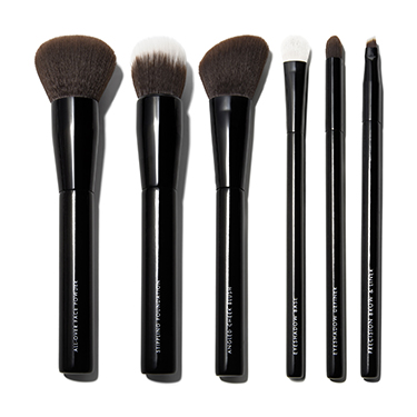 Luxury Pro Basics Makeup Brush Kit #1