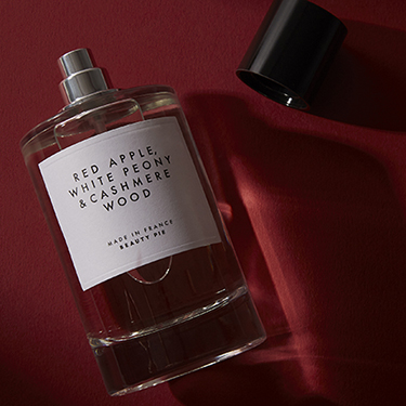 Red Apple, White Peony & Cashmere Woods Eau De Parfum by Beauty Pie