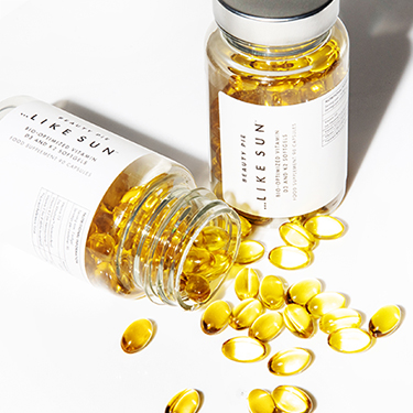 ...Like Sun™ Bio-Optimized Vitamin D3 and K2 Softgels