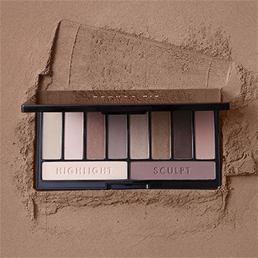 Gorgeous Cool Neutrals Eyeshadow Palette by Beauty Pie