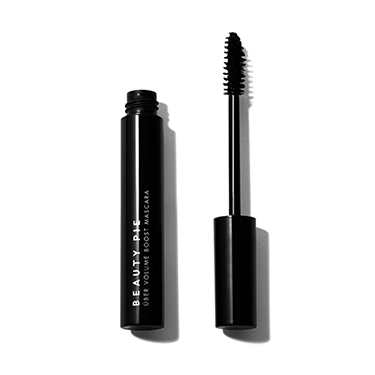 Über Volume Boost Mascara in Jet Black