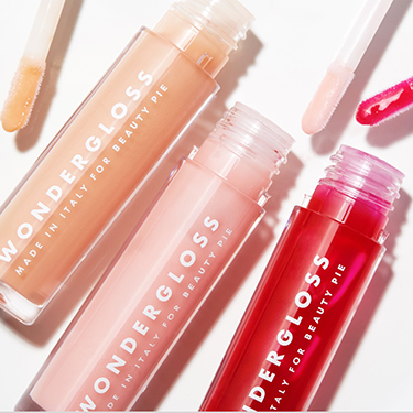 Wondergloss Lip Oil Trio from Beauty Pie