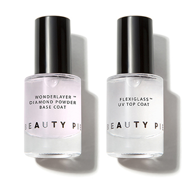 Base Coat and Top Coat Nail Polish Duo