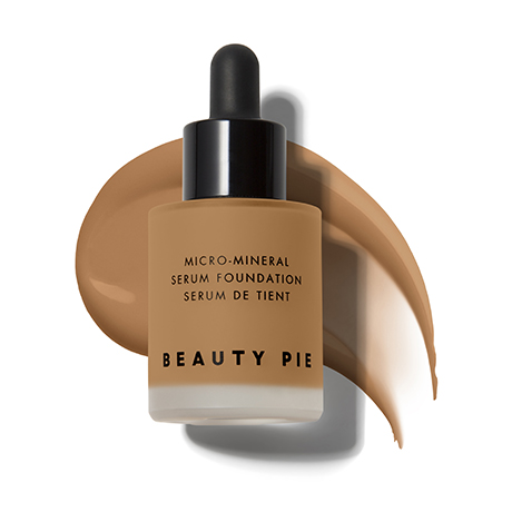 Oil Free Micro Mineral Foundation in Caramel by Beauty Pie
