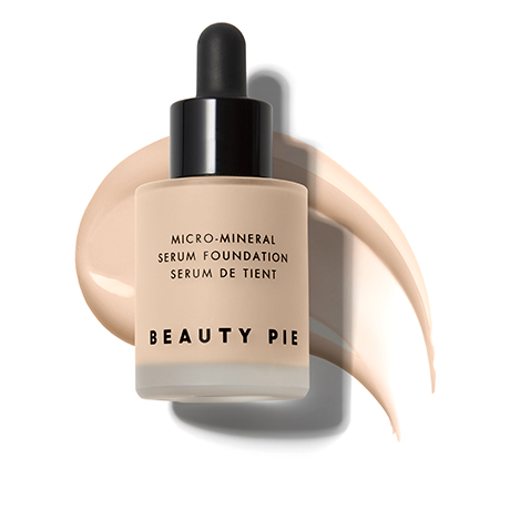 Image for Oil Free Micro-Mineral Serum Foundation from BeautyPie UK