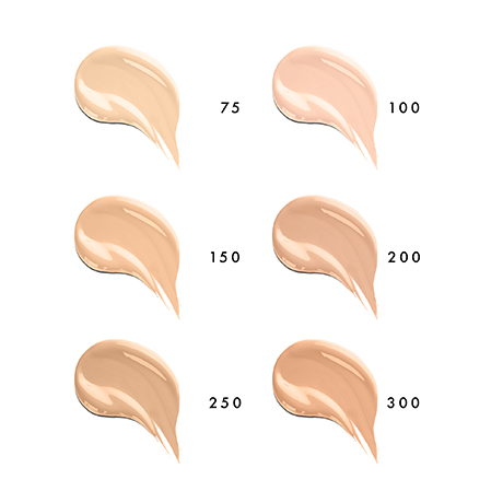 Everyday Great Skin Foundation Six Sample Set in Fair by Beauty Pie