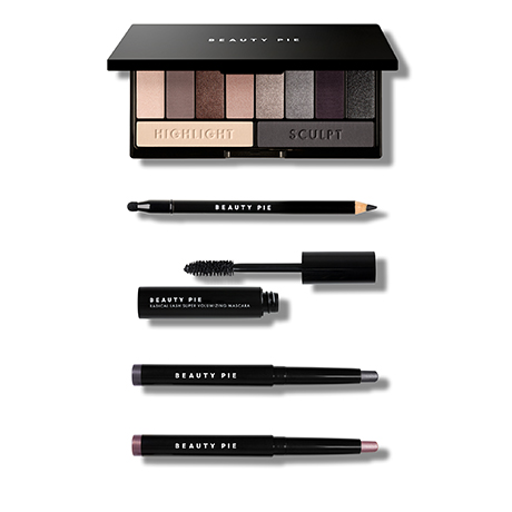 Image for The Perfect Smoky Eye Supply Kit from BeautyPie UK