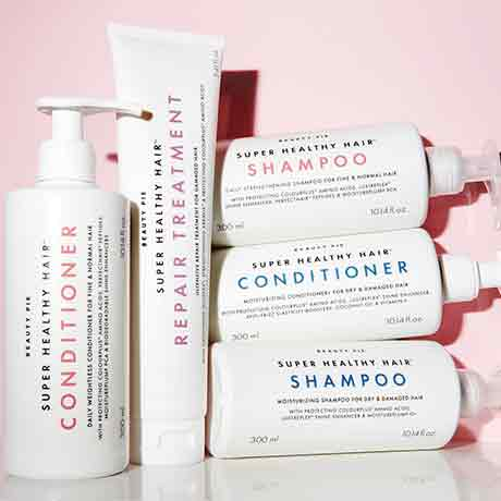 Super Healthy Hair™ Daily Strengthening Shampoo by Beauty Pie