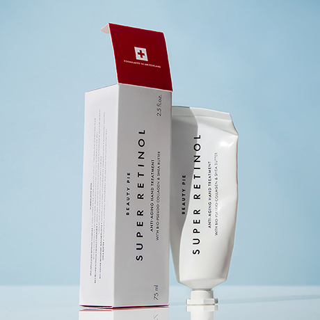 Image for Super Retinol Anti-aging Hand Treatment from BeautyPie US