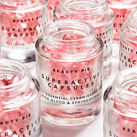 Superactive Capsules Essential Ceramides + by Beauty Pie