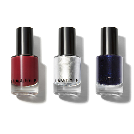 Party Enamel Nail Polish Trio by Beauty Pie
