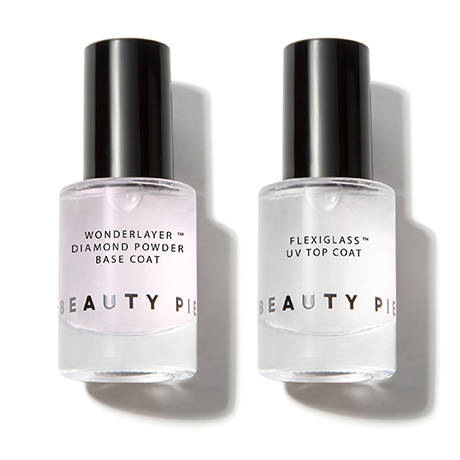 Base Coat and Top Coat Duo by Beauty Pie